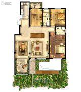 蓝爵庄园0室0厅0卫140--150平方米户型图