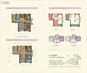 群升江山城5室2厅3卫155平方米户型图
