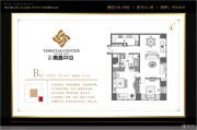 中铁青岛中心64--302平方米户型图
