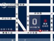 保利中誉广场规划图