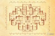 沧州恒大城3室2厅1卫94平方米户型图