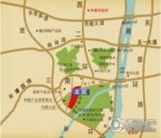 广晟・江山帝景交通图