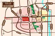 九尊上苑交通图