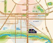 融创天朗南长安街壹号交通图