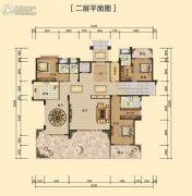 中海黄金海岸780平方米户型图