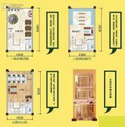 古鼎香(靖西)农批大市场规划图