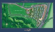 雅居乐山海郡规划图