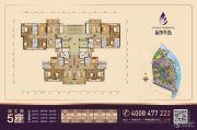 金沙半岛0室0厅0卫90--114平方米户型图