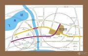 时代倾城交通图