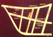 三合鑫城交通图