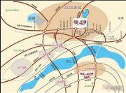 联投汉口郡交通图