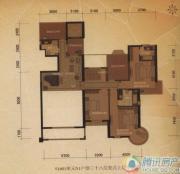 东方名城0室0厅0卫346平方米户型图