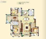 融侨观邸4室2厅2卫140平方米户型图