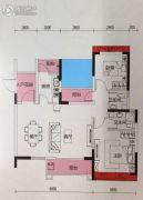 霖峰・壹山境2室2厅1卫0平方米户型图