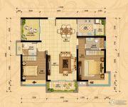 嘉宏锦城3室2厅2卫0平方米户型图