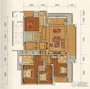 绿城・玫瑰园4室2厅3卫175--235平方米户型图