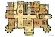 雅居乐滨江国际6室2厅6卫680平方米户型图