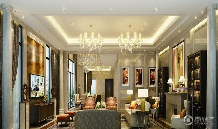 首开·琅樾房源在售,均价3500万元/套