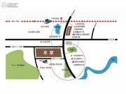 特变水木融城交通图