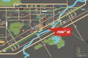 万科广场交通图