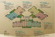 南华时代城105--135平方米户型图