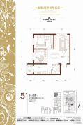 柏悦星城2室1厅1卫0平方米户型图