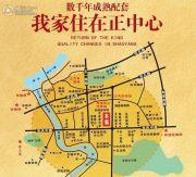 中央豪庭交通图