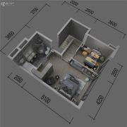 保利和光晨樾4室2厅3卫138--140平方米户型图