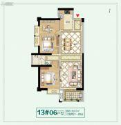 龙泉丽景3室2厅1卫0平方米户型图