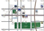 西溪蓝海交通图
