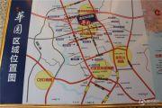 清风华园规划图