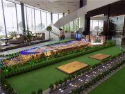 泰合国际商贸城沙盘图