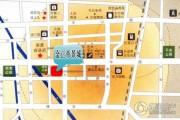 金正缔景城交通图
