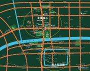 绿墅湾交通图