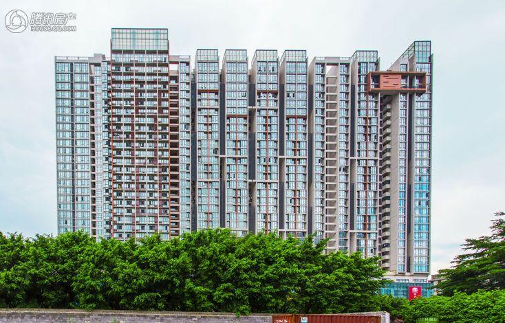 纵横国际公寓效果图