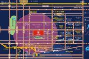 华府幸福城交通图
