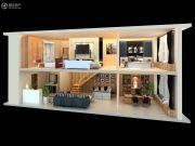 广兴・巅峰国际3室2厅1卫0平方米户型图