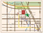 荣邦城交通图