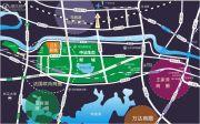 汉水新城中法印象交通图