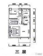 世外桃苑三期1室0厅1卫191平方米户型图