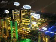 广州绿地城沙盘图