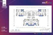 锦荟PARK3室2厅2卫89--113平方米户型图