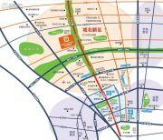 北城大观交通图
