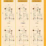 大益尚悦0室0厅0卫61平方米户型图