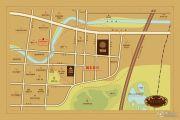 华盛达曼城交通图