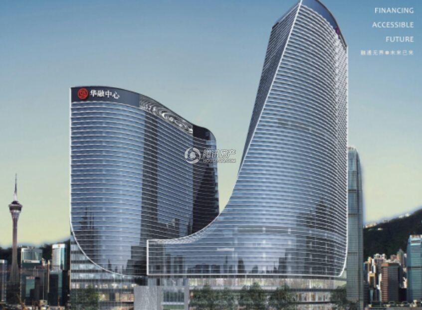 中国华融大厦效果图