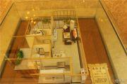 富力城英伦庄园1室2厅1卫76平方米户型图