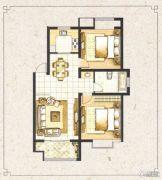 梧桐蓝山2室2厅1卫0平方米户型图