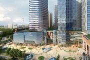华融和生国际商业广场效果图