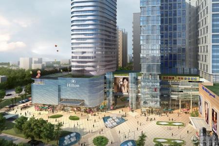 华融和生国际商业广场